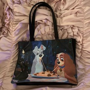 Lady and the tramp purse